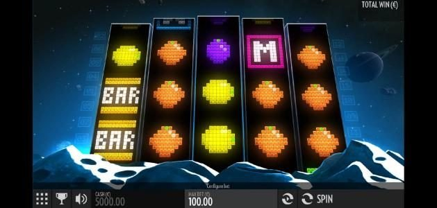 Play slots at Boo Casino: Boo Casino featuring the Video Slots Arcader with a maximum payout of $10,800