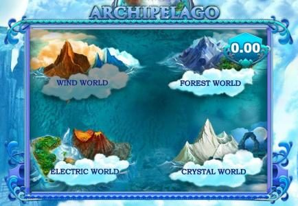 bonus feature game board - pick and world to win a prize award