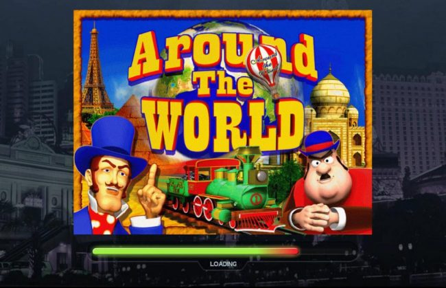 Play slots at Party Casino: Party Casino featuring the Video Slots Around the World with a maximum payout of $11,200