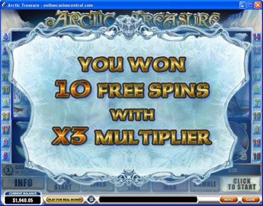 Arctic Treasure ::