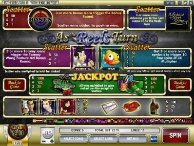 Desert Nights Rival featuring the Video Slots As the Reels Turn # 1: With Fiends like You with a maximum payout of $5,000