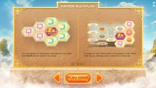 random multipler game rules