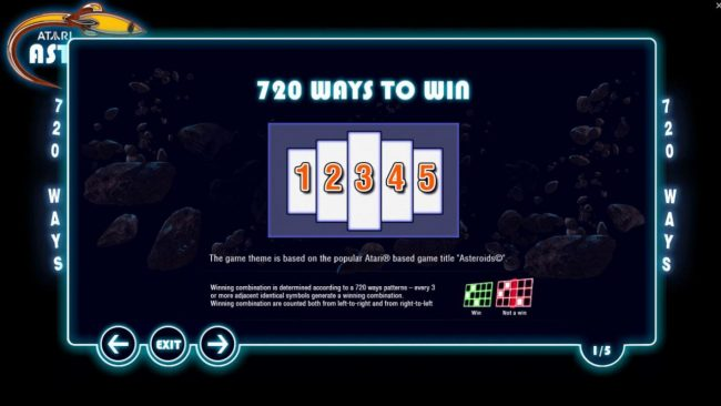 720 ways to win rules