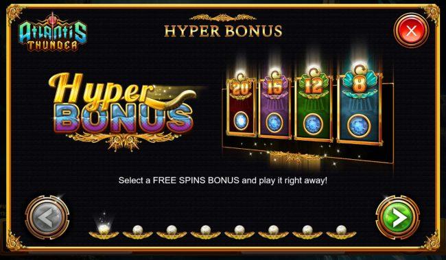 Atlantis Thunder :: Hyper Bonus