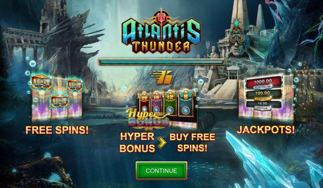 Atlantis Thunder :: Introduction