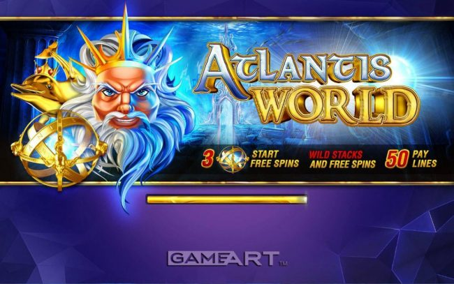 Play slots at Noxwin: Noxwin featuring the Video Slots Atlantis World with a maximum payout of $6,250
