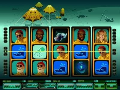 Long Harbour featuring the Video Slots Atlantis with a maximum payout of $2,500