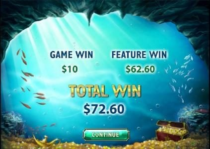 Casino.com featuring the Video Slots Atlantis Queen with a maximum payout of $250,000