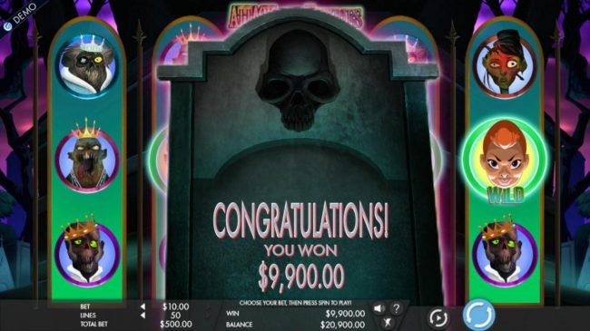 Stan James featuring the Video Slots Attack of the Zombies with a maximum payout of $7,500