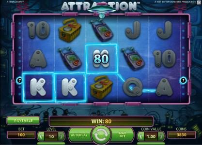 Roy Richie featuring the Video Slots Attraction with a maximum payout of $5000