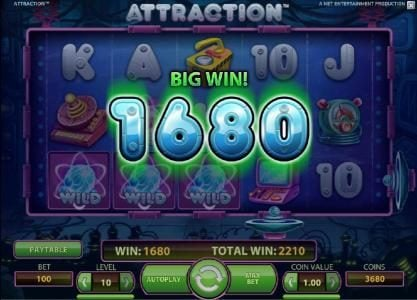 Wixstars featuring the Video Slots Attraction with a maximum payout of $5000
