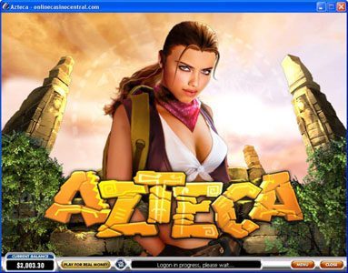 Play slots at NetBet: NetBet featuring the Video Slots Azteca with a maximum payout of $50,000