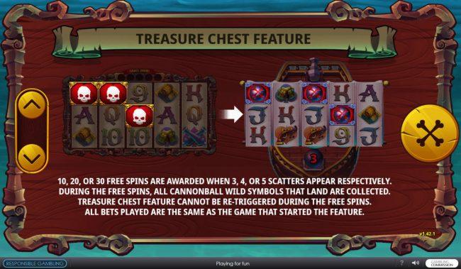 Treasure Chest Feature