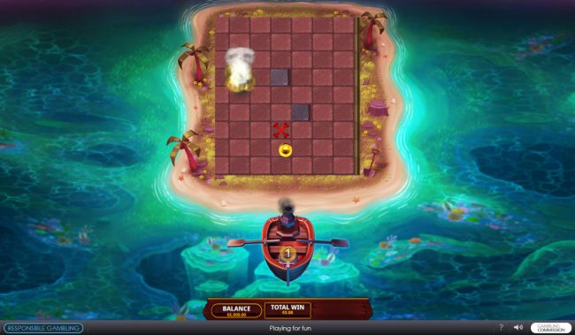 Baam Boom :: Bonus Feature Game Board