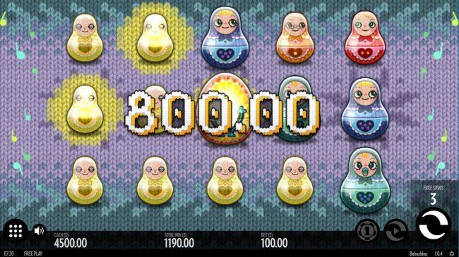 Tivoli featuring the Video Slots Babushkas with a maximum payout of $10,000