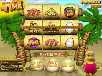 Play slots at Bella Vegas: Bella Vegas featuring the Video Slots Back in Time with a maximum payout of $250
