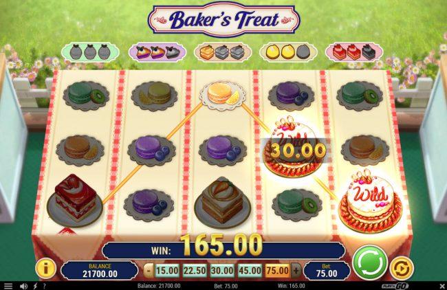 Baker's Treat :: A winning three of a kind
