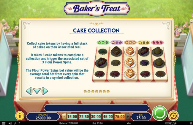 Baker's Treat :: Cake Collection
