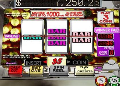 Kudos featuring the video-Slots Bank On It with a maximum payout of 1,400x