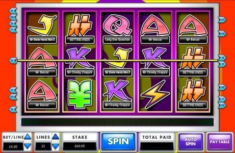 Gorilla featuring the Video Slots Banzai with a maximum payout of $50,000
