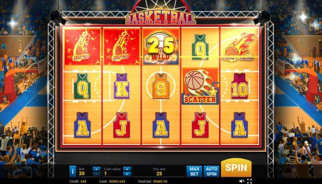 Basketball :: A winning three of a kind