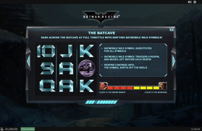 Batman Begins :: Batmobile Wild