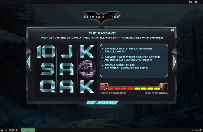 Batmobile Wild