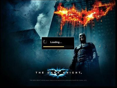 Casino Mate featuring the Video Slots Batman - The Dark Knight with a maximum payout of Jackpot