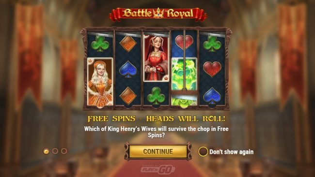 Play slots at Slotty Vegas: Slotty Vegas featuring the Video Slots Battle Royal with a maximum payout of $60,000