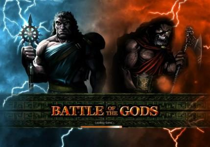 Play slots at AdamEve: AdamEve featuring the Video Slots Battle of the Gods with a maximum payout of $500,000