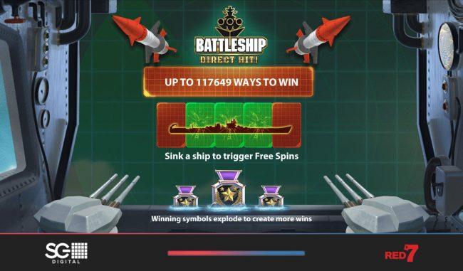 Battleship Direct Hit :: Introduction