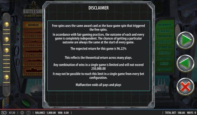 Battleship Direct Hit :: General Game Rules