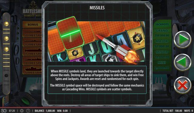 Battleship Direct Hit :: Feature Rules