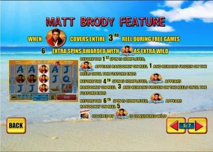 Baywatch :: Matt Brody feature