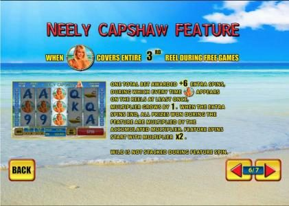 Baywatch :: Neely Capshaw feature