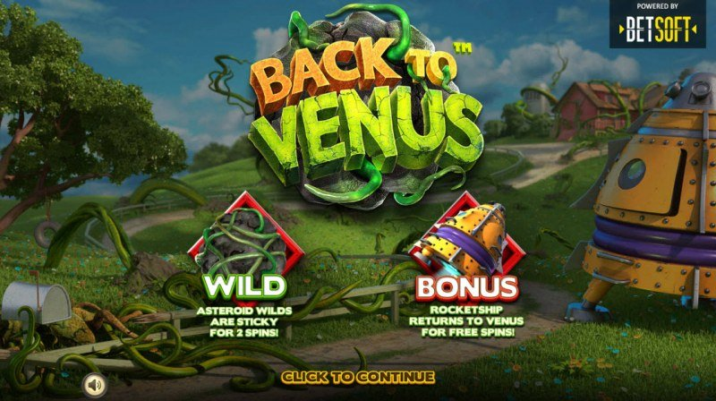 Back to Venus :: Introduction