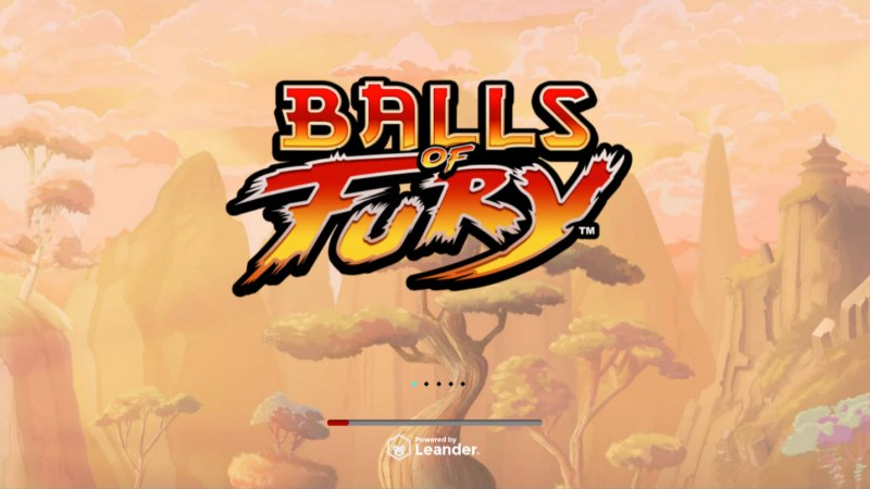 Balls of Fury :: Introduction