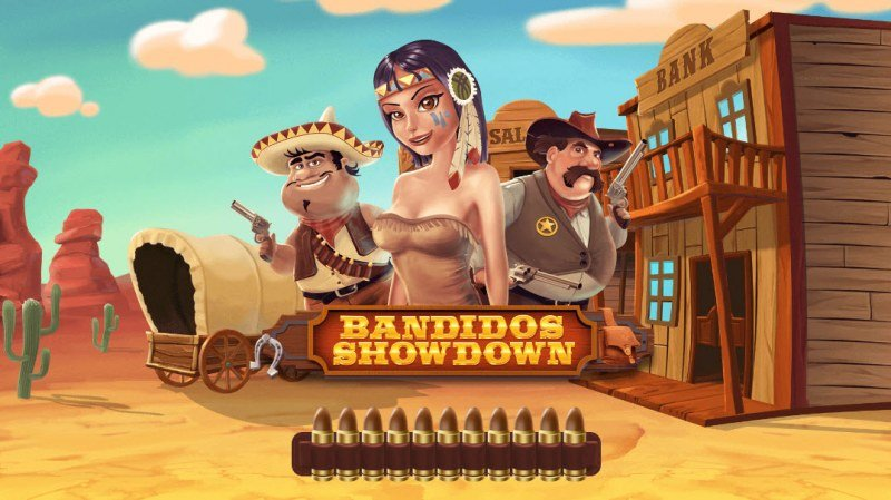 Bandidos Showdown :: Introduction