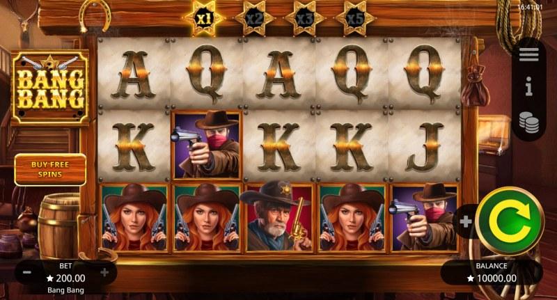 Bang Bang :: Main Game Board