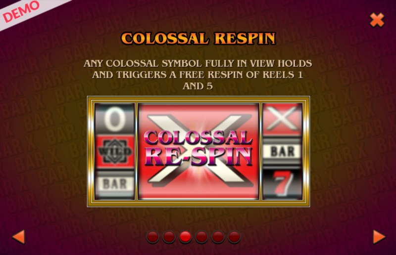 BAR X Colossal :: Colossal Respin