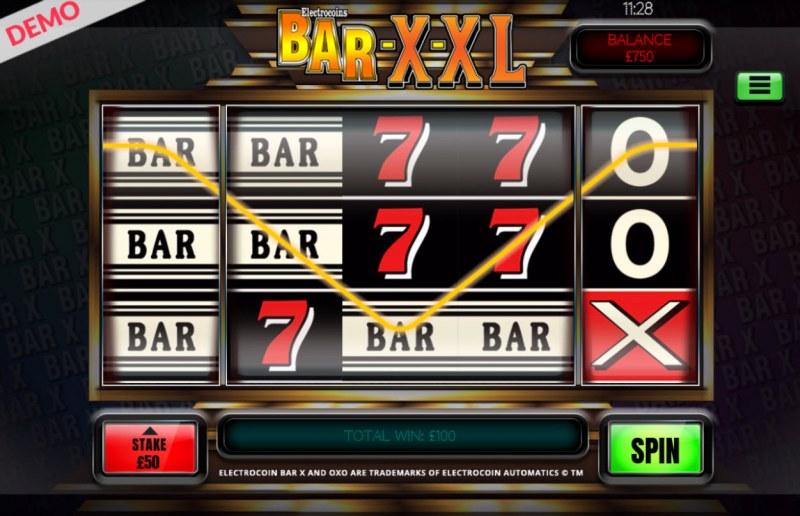 BAR-X-XL :: Four of a kind