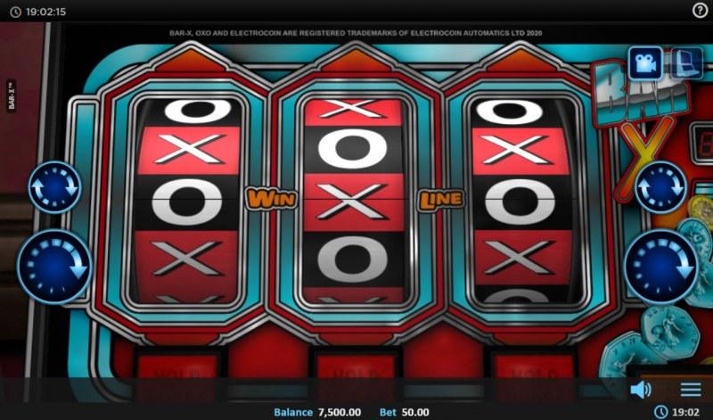 BAR-X :: Main Game Board