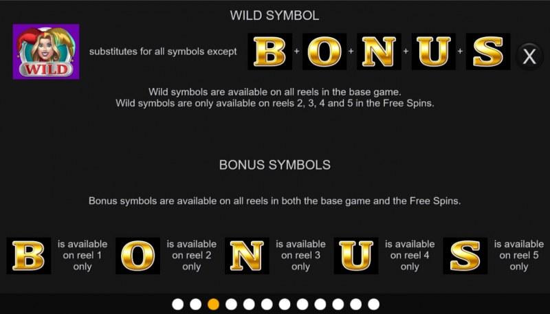 BARS & 7s :: Wild Symbol Rules