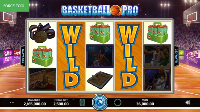 Basketball Pro :: Five of a kind