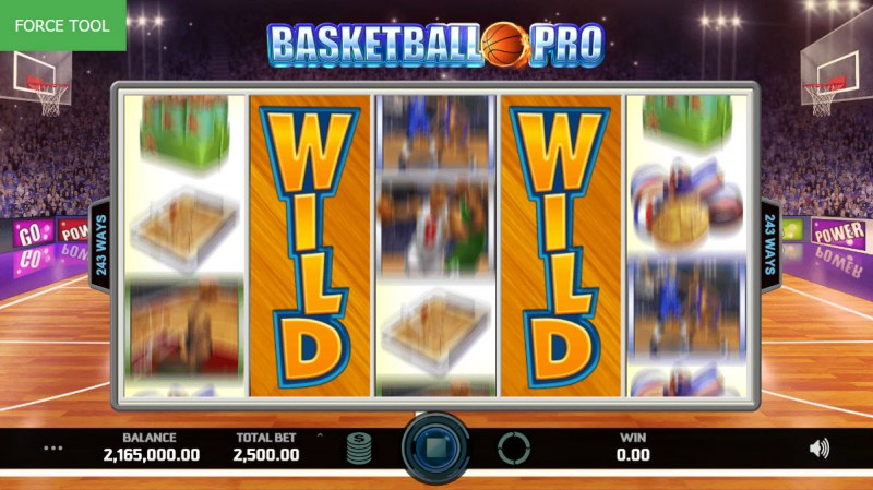 Basketball Pro :: Wild Event Triggered