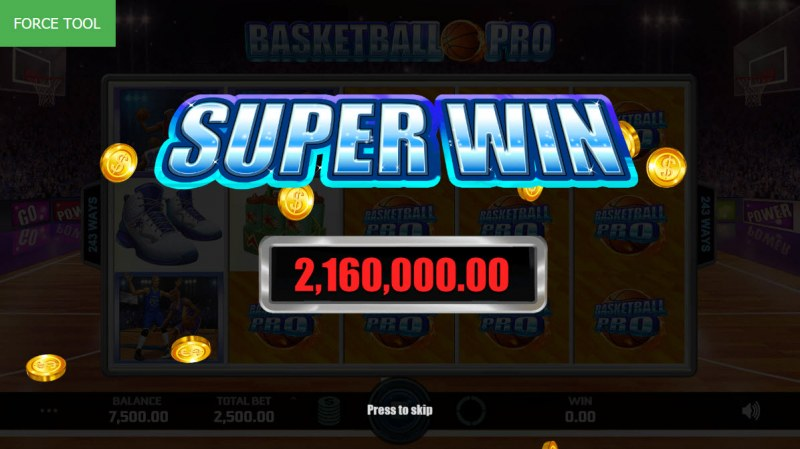Basketball Pro :: Super Win