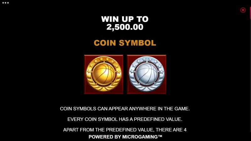 Basketball Star on Fire :: Coin Symbol