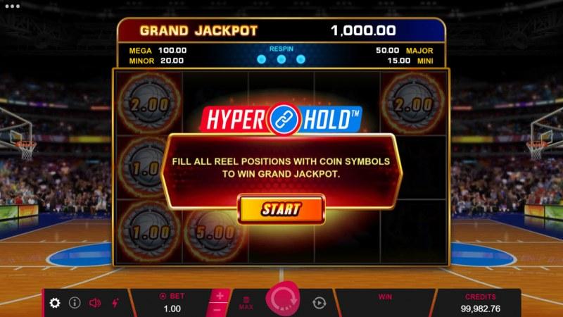 Basketball Star on Fire :: Hyperhold