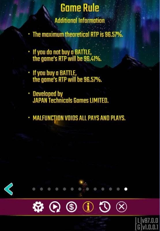 Battle Dwarf Xmas :: General Game Rules