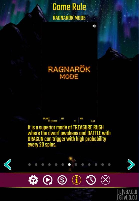 Battle Dwarf Xmas :: Ragnarok Mode